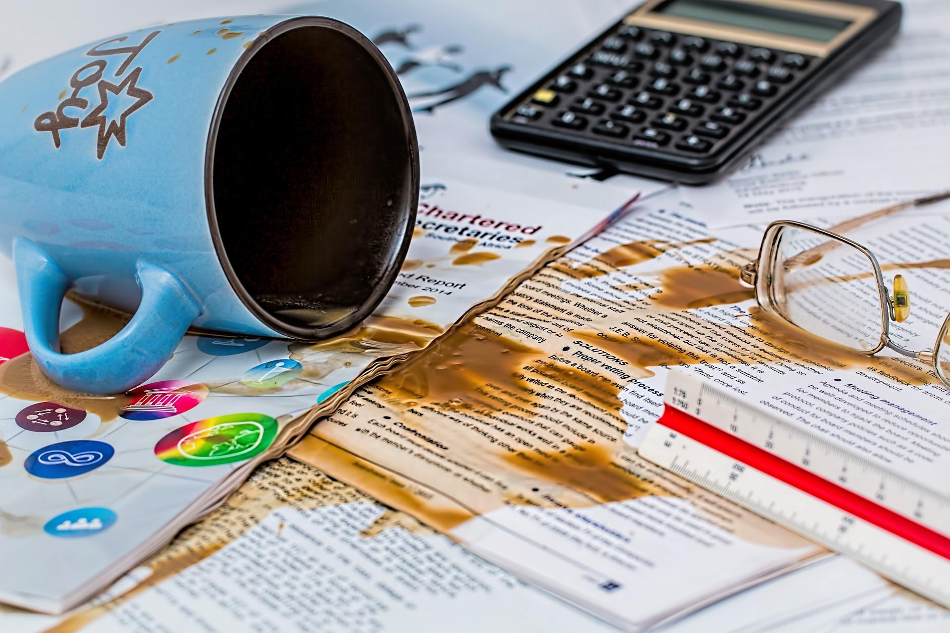 Как раскрывать сведения, если они повлекут ущерб или повредят деловой репутации?