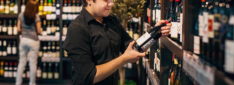 Регулирующее правила торговли алкогольной продукции